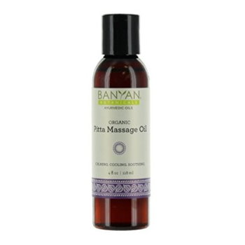Pitta Massage Oil 4 oz