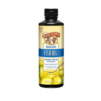 Lemon Zest Fish Oil Swirl 16 oz
